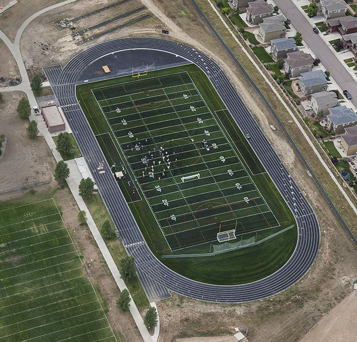 Rock Canyon H.S., Highlands Ranch, CO