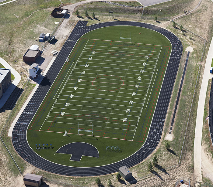 Highlands Ranch HS, Highlands Ranch, CO