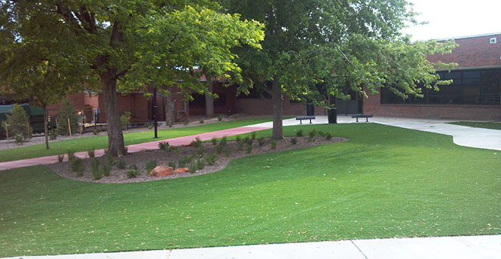 Cherry Creek High School Campus Map.Cherry Creek Hs Entrance Denver Co Synthetic Turf