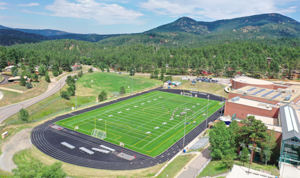 Evergreen High School, Evergreen, CO